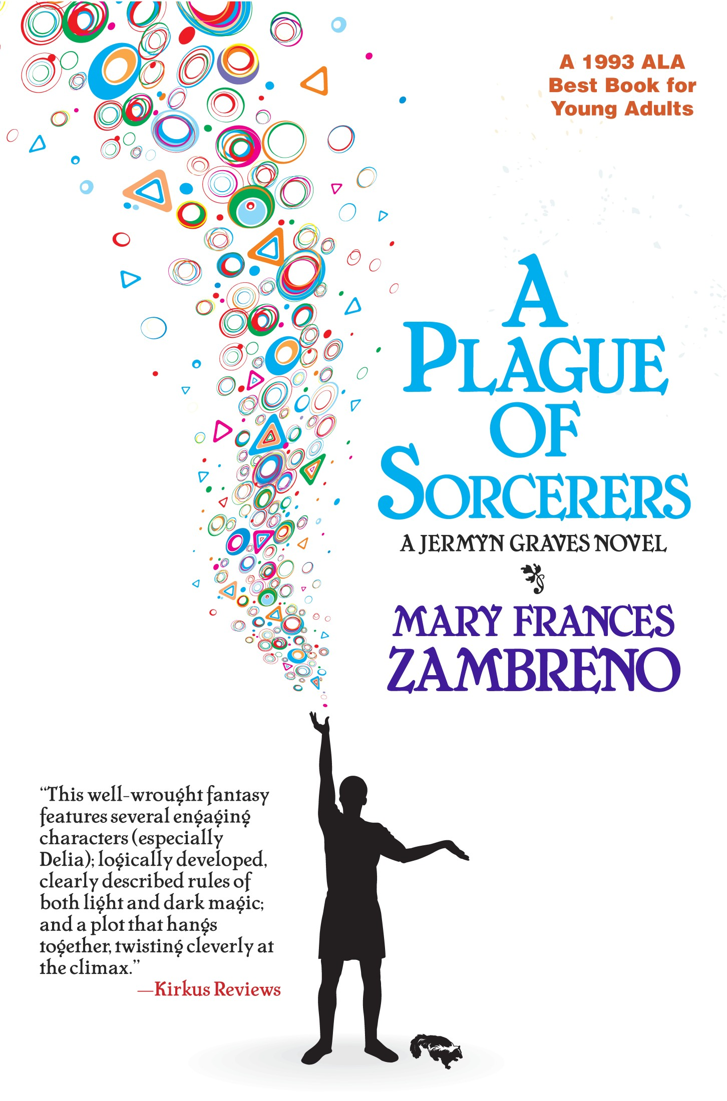 Cover of A PLAGUE OF SORCERERS